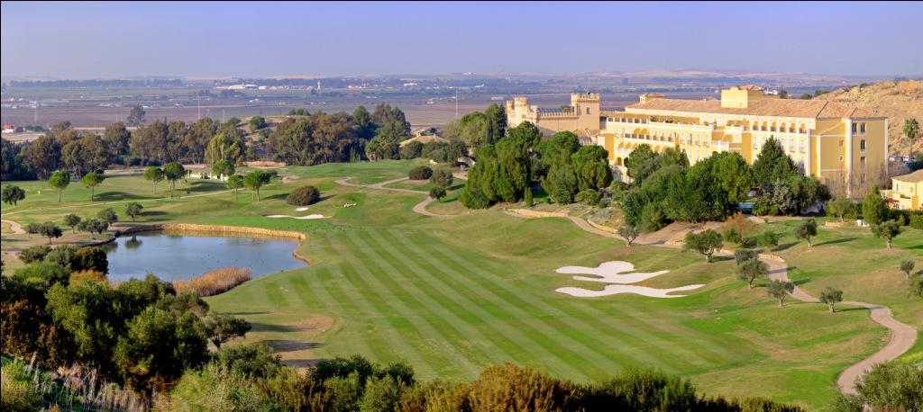 Träningsresor Spanien Golf Montecastillo