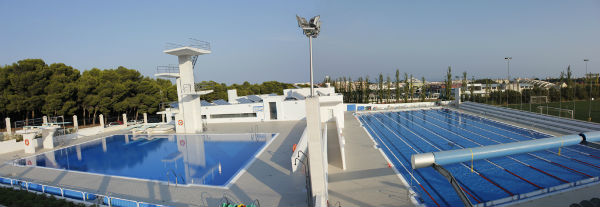 Träningsresor Spanien Simning