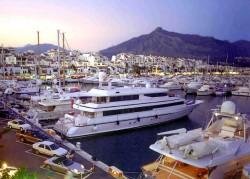 Event utomlands Puerto Banus