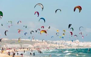 Kitesurfing Tarifa - Windsurfing Tarifa Spanien